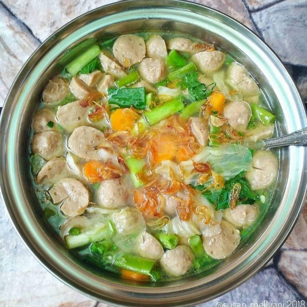 17 Resep Sop Enak Dan Sederhana Menggugah Selera Resep Masakan