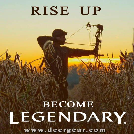 #WeAreLegendary www.deergear.com