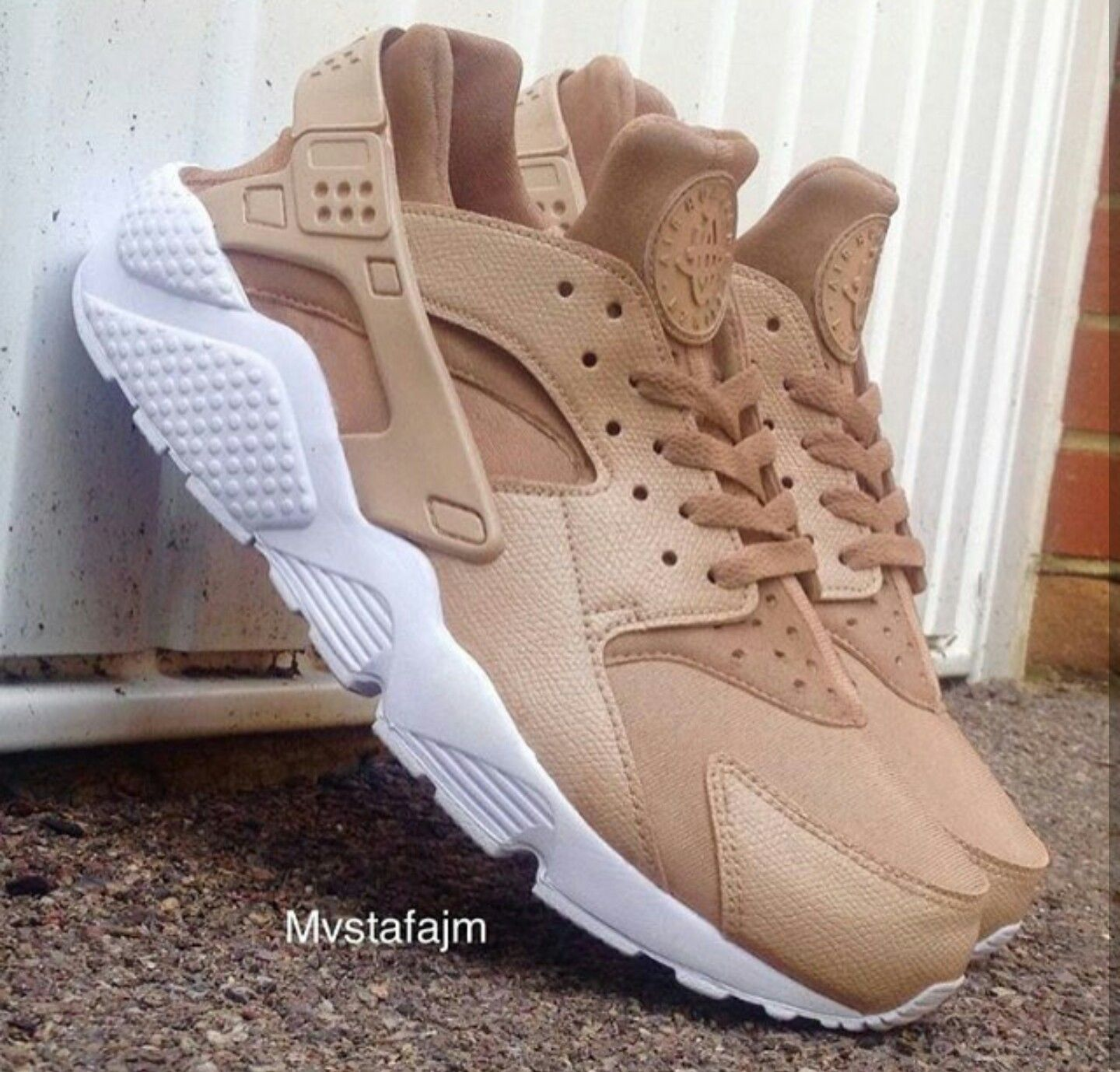 brand new 9e2ad 5fc09 Official Quality Nike Air Huarache Umber Brown