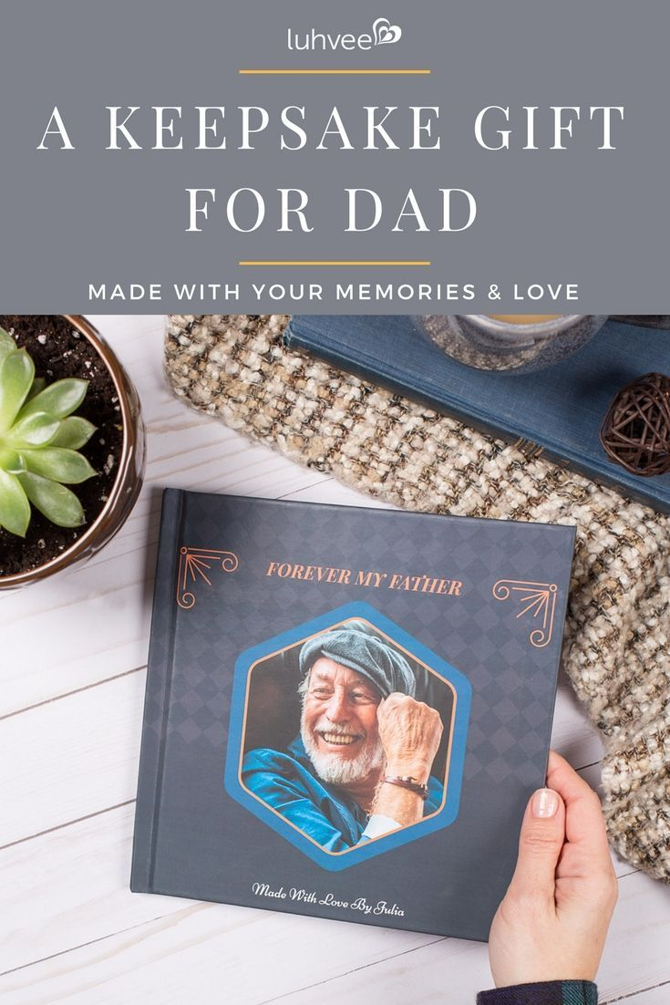 A meaningful gift he will cherish forever father gift