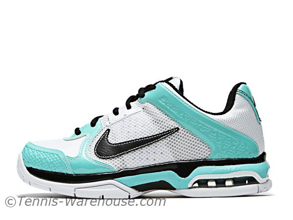 Cute Tennis Sneakers from Nike's  Serena Williams collection.