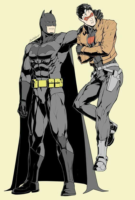 Robin and batgirl dating simulator