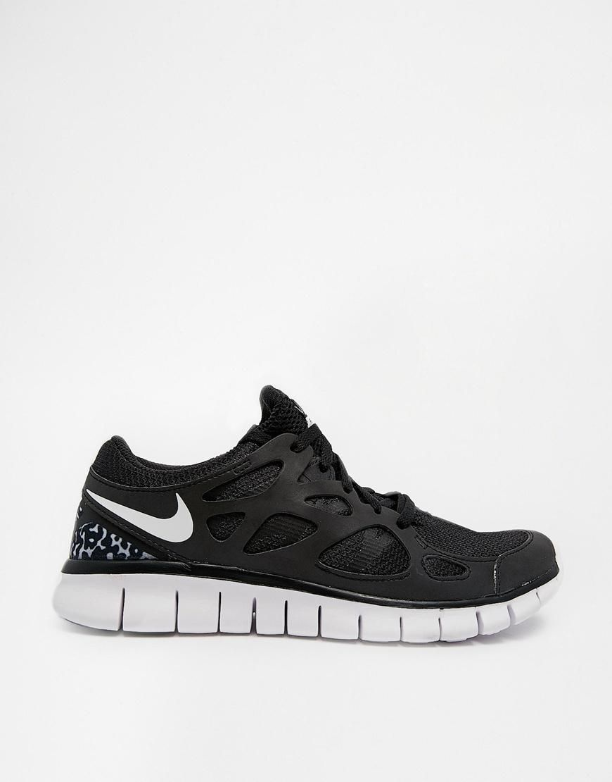 Nike at Nike Free Run 2 Black Trainers at Nike ASOS WEAR   631f88