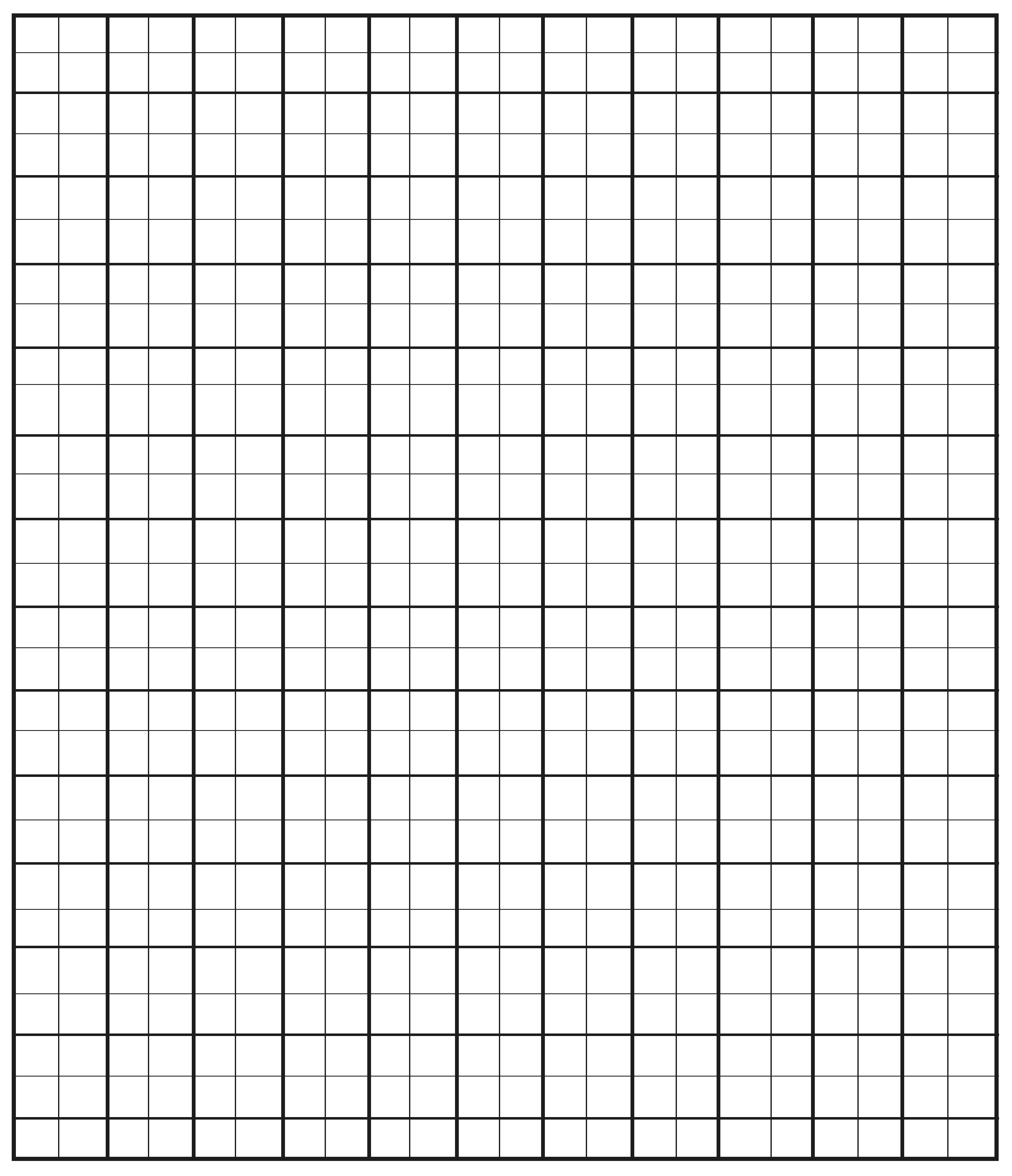 Unique Graph Grids With Images