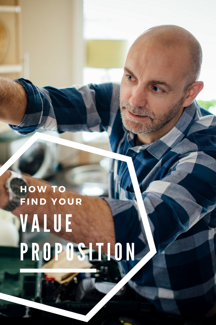 Finding Your Value Proposition Services business