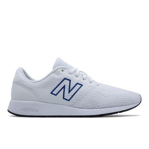 420 Re Engineered Men's Sport Style Sneakers Shoes White