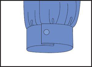 puños.      Suplemento Costura - EviaEdiciones.com   http://eviaediciones.com/tecnicas/costura/costura09.asp