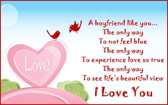 Love Messages for Boyfriend – boyfriend messages | Love Quotes ...