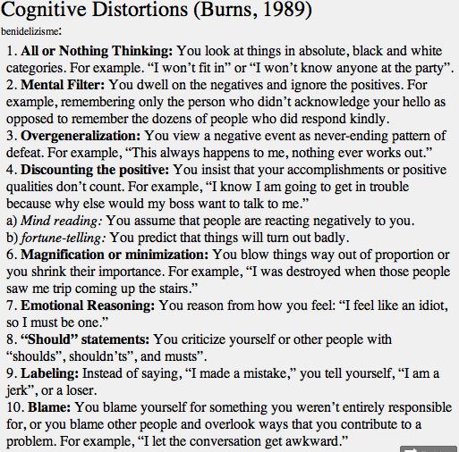 Worksheets Cognitive Distortions Worksheet 17 bilder om cognitive distortions pinterest perspektiv medveten och terapi