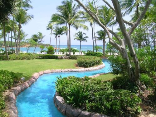 Dorado Beach Hyatt Regency Cerromar San Juan Puerto Rico Best Resorts Hotels