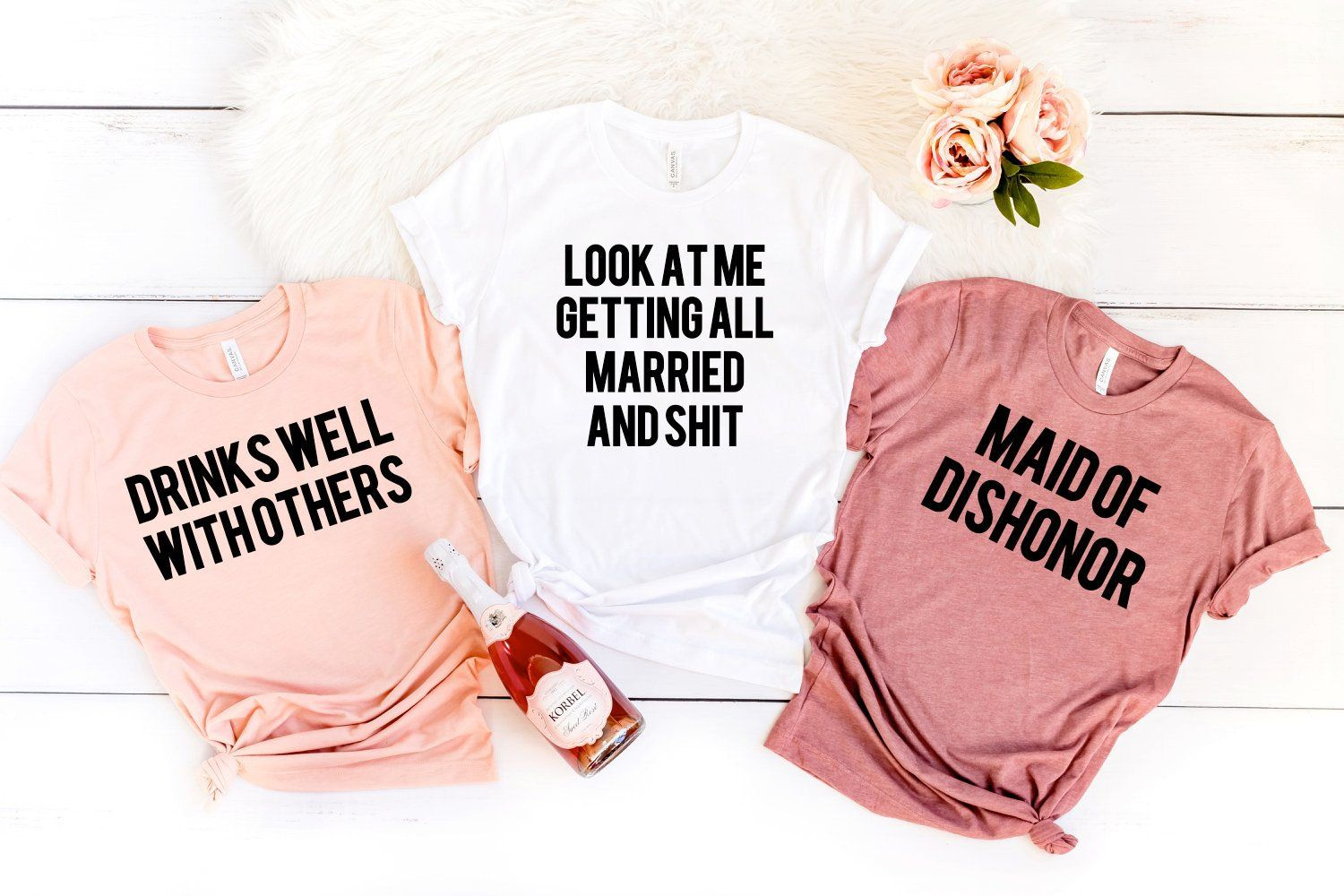 bachelorette party shirts / bride squad bachelorette party shirts / bridesmaid shirt / bridal party shirts / gift for her / bachelorette