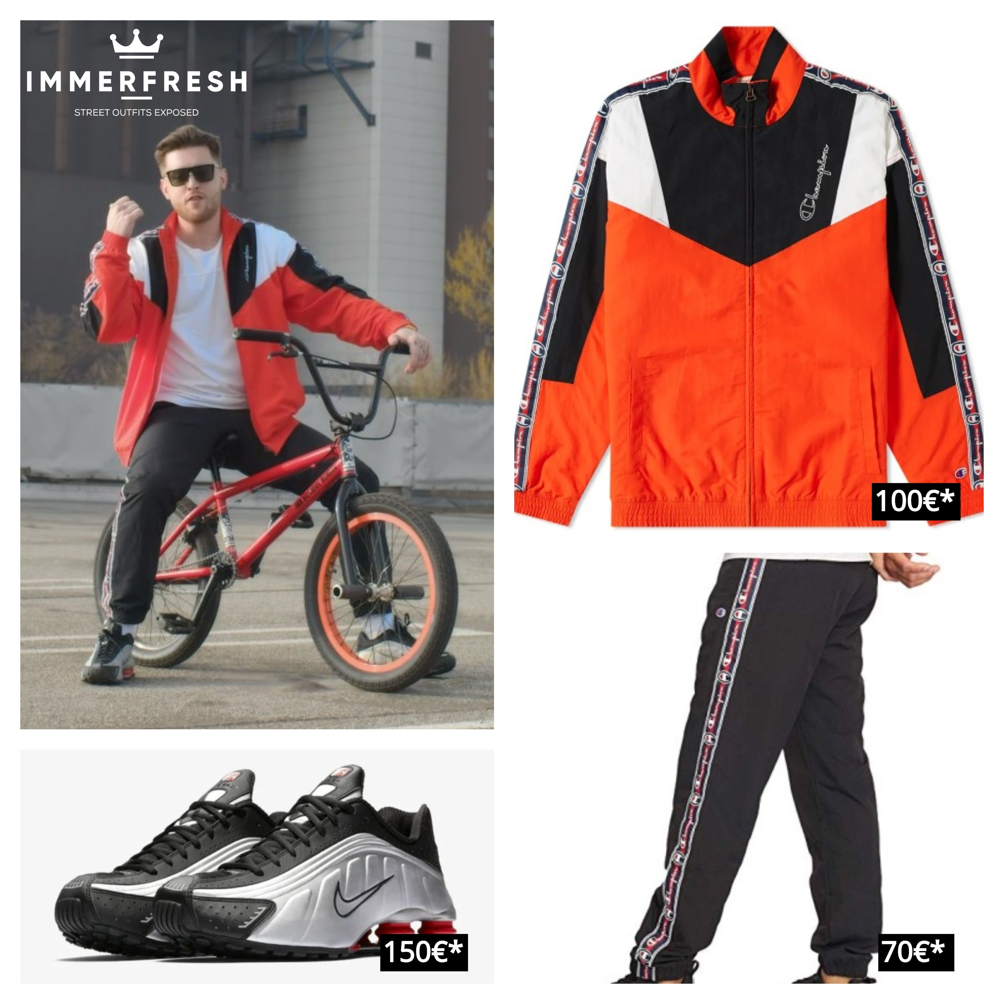 Street Outfits Exposed | Trainingsanzug, Straßenoutfit und