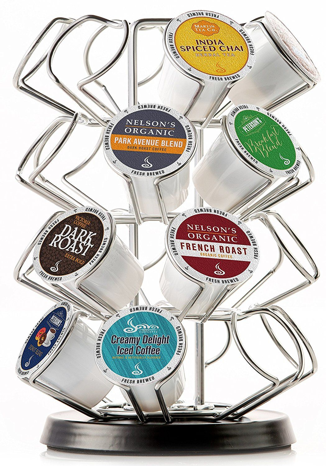 Java Concepts KCup 24 Count K Deluxe Steel