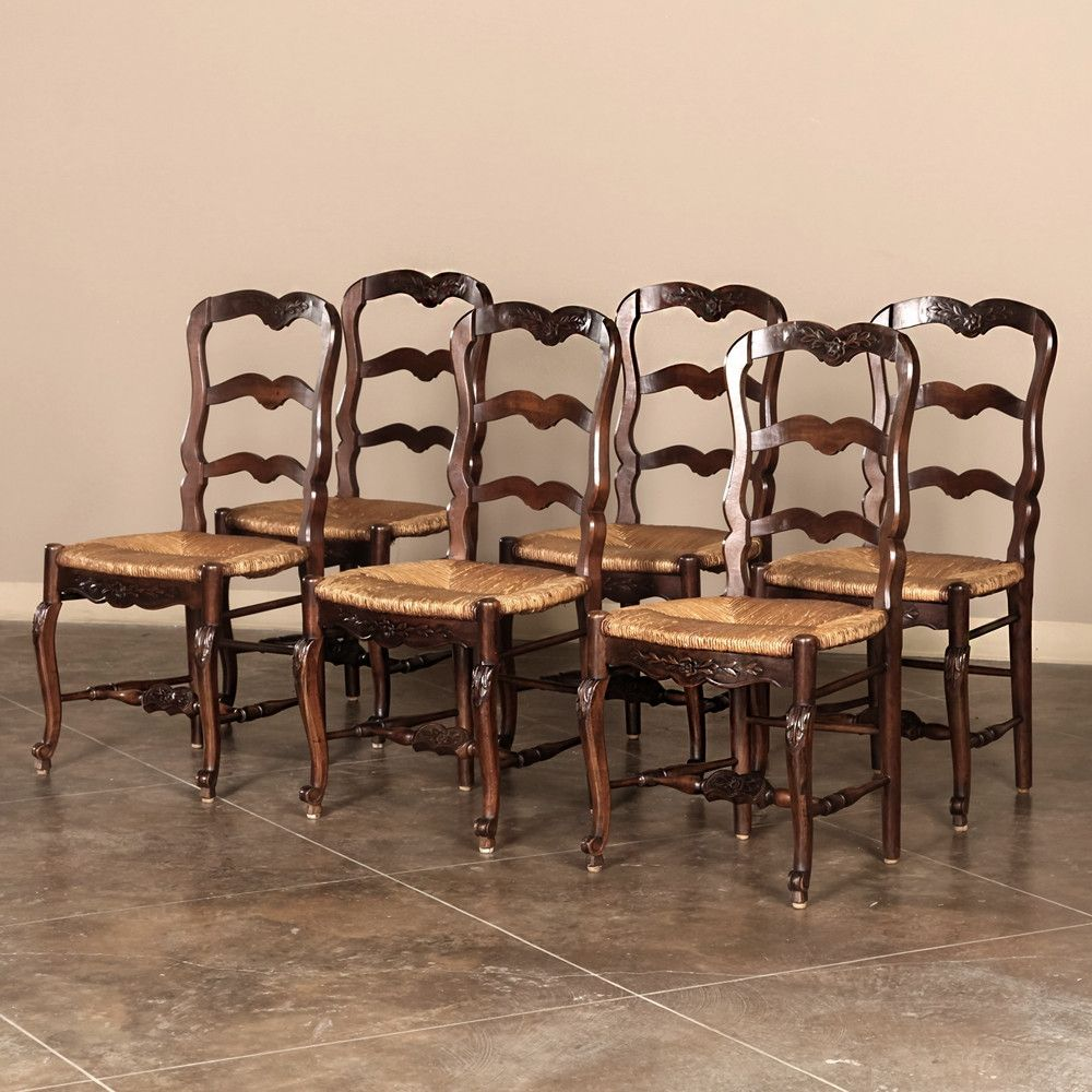 Superb 2018 French Ladder Back Dining Chairs   Modern Vintage Furniture Check More  At Http:/