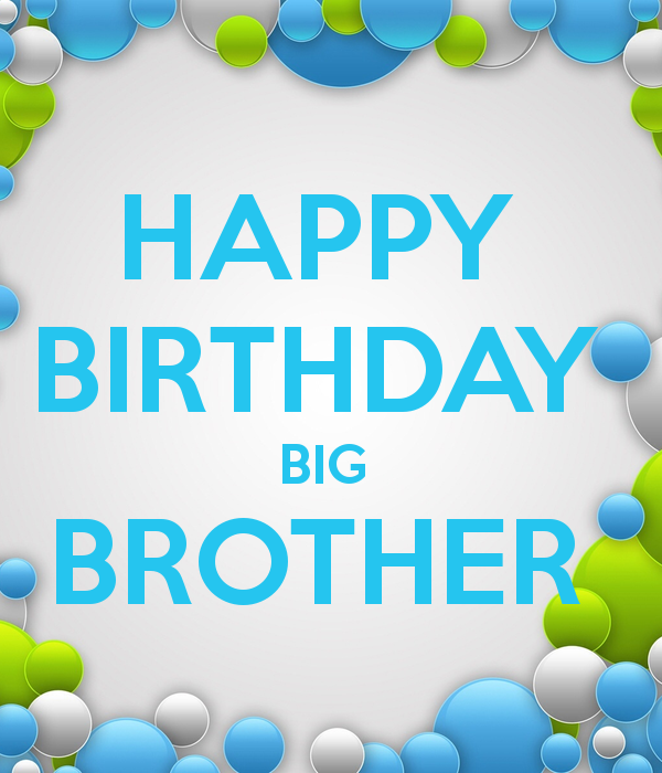 Big Brother Little Brother Birthday Quotes To Funny ...