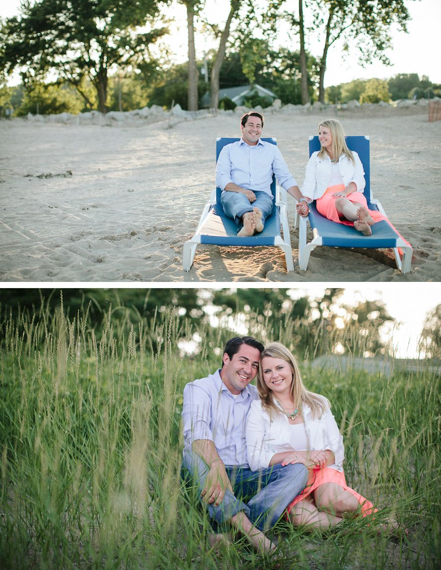 brian nora marblehead ohio engagement session via full