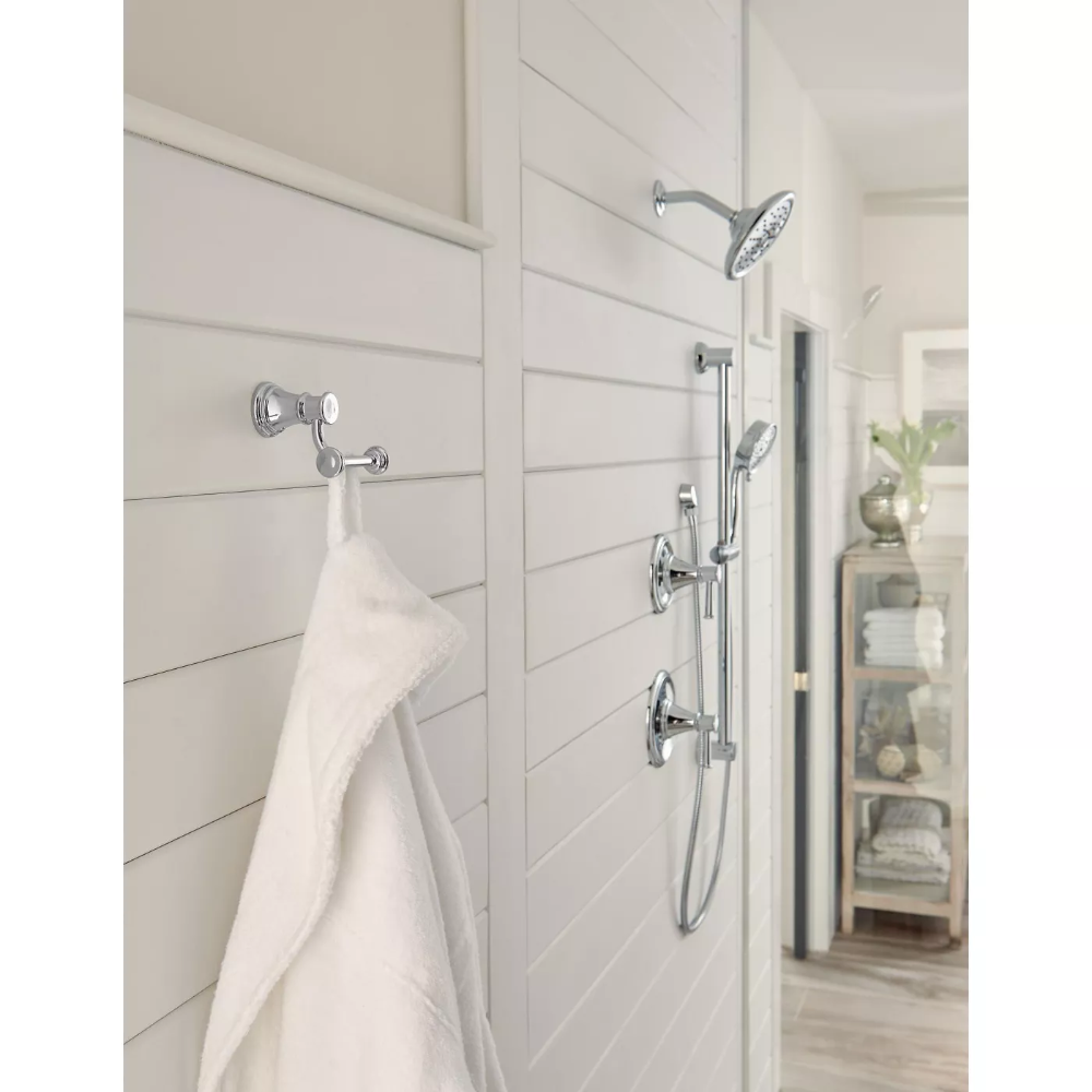 Moen T2313 Belfield Tub And Shower Trim Package With Single Function2 5 Gpm Show Oil Rubbed Bronze Shower Tub Belfield Shower Heads