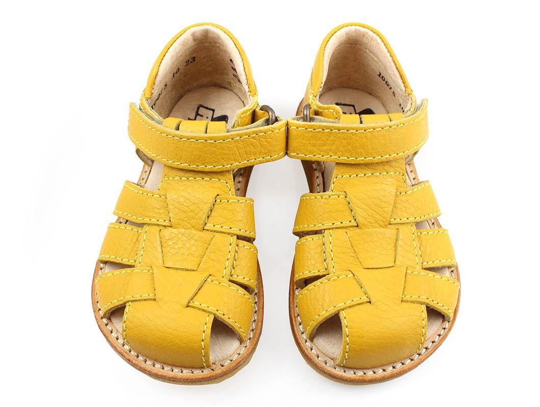 b89f0a695fa Arauto RAP sandal gul med velcro | Clothes for Ellen | Sandaler ...