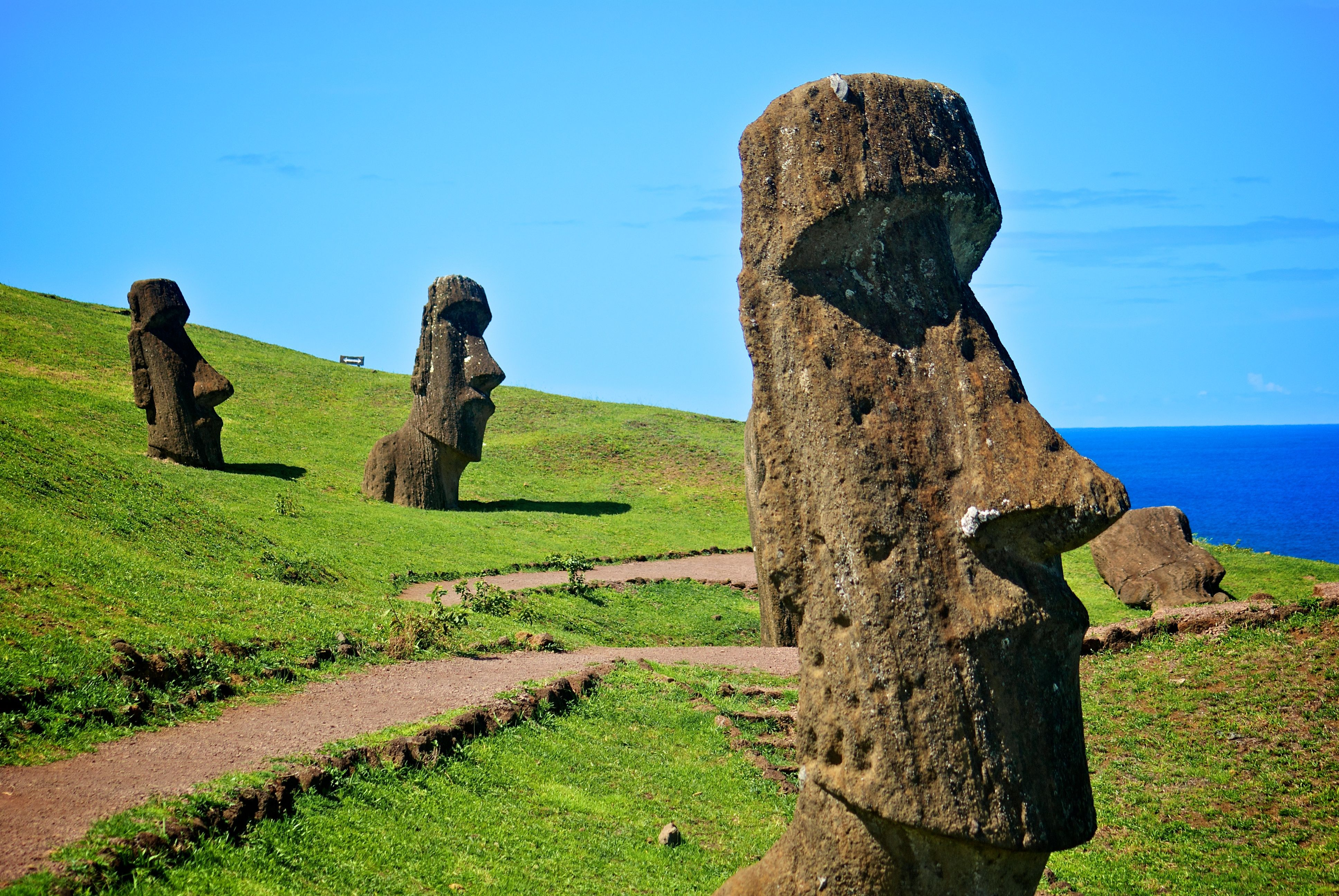 the lesson of easter island