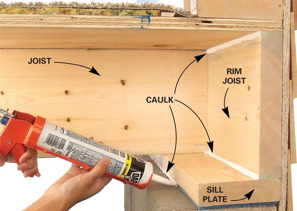 Quick advice on rim joist insulation | AnandTech Forums