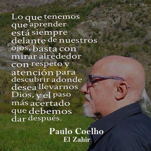 Paulo Coelho Frases Reflexion Frases Cortas De Reflexion