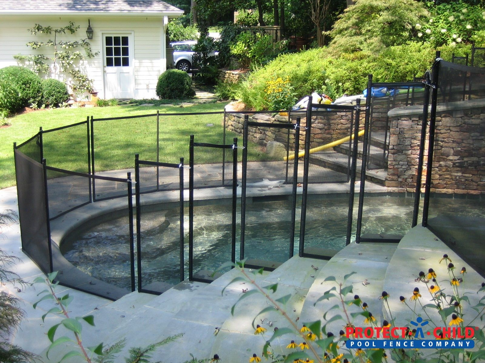 Pool Fence Installation Experts Protect A Child Pool Fence Fence Pool