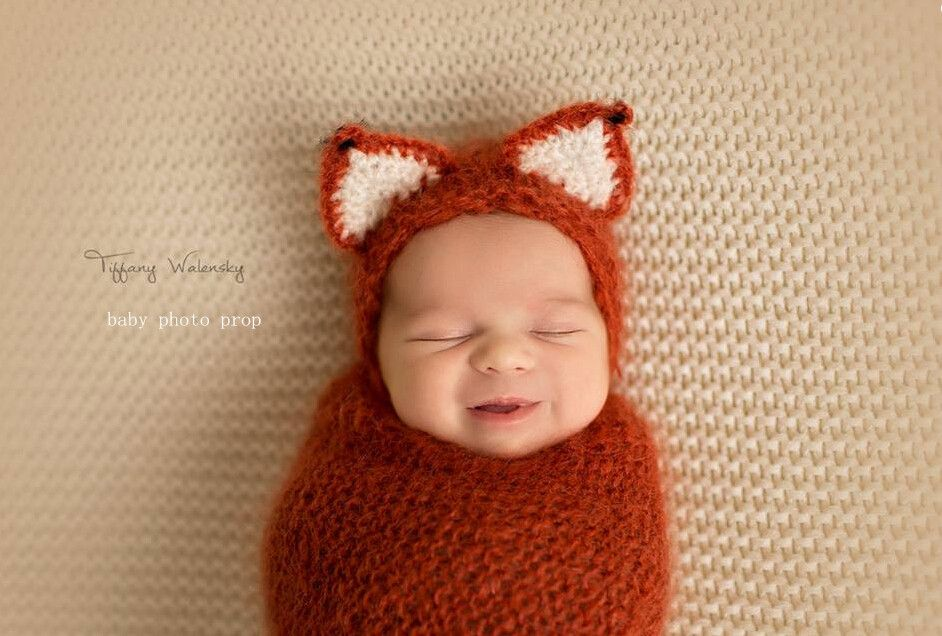 Cheap prop propeller buy quality hats for small heads directly from china props photography suppliers baby mohair scarf newborn mohair wrapsbaby fox hat