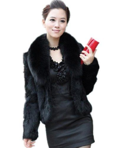 Womens Temperament Winter Warm Faux Mink Fur Fox Fur Collar Long-sleeved Coat buytra,http://www.amazon.com/dp/B00HS8WB4K/ref=cm_sw_r_pi_dp_AJqDtb0E1XY44PP2