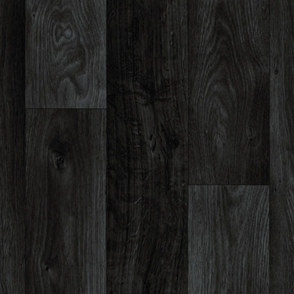 Black Wooden Floor Black Hardwood Floors Black Vinyl Flooring