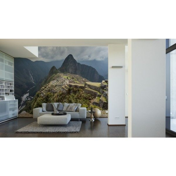 Photo murale Machu Pichu - Papier peint XXL Digital Architects Paper ...