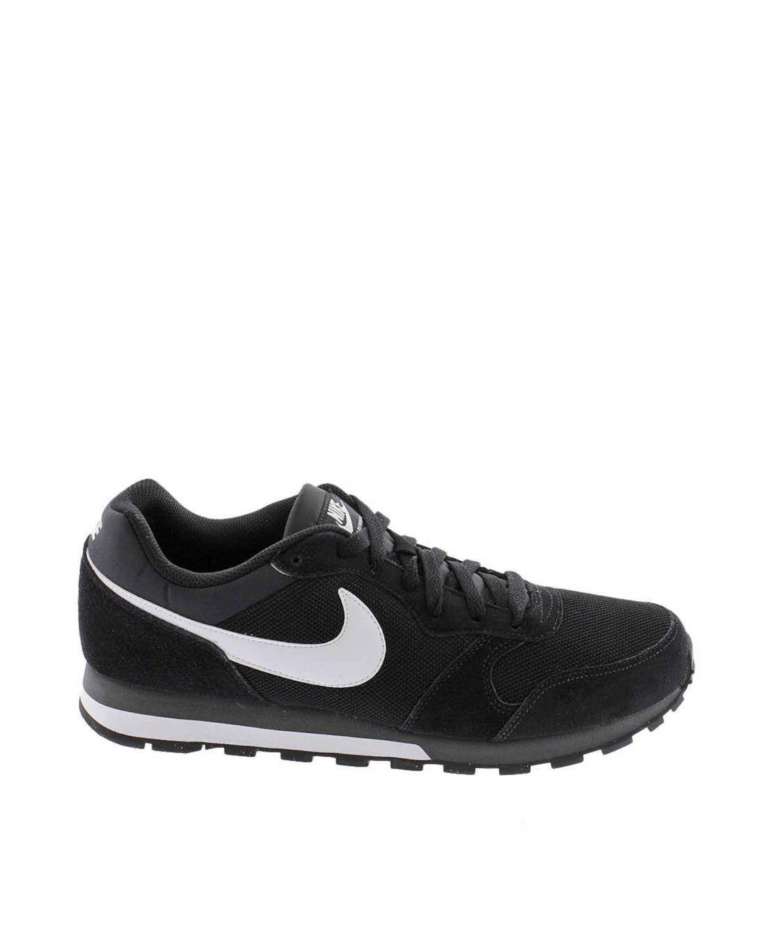 nike 749794 md runner 2 zapatillas hombre negro bre9afe18