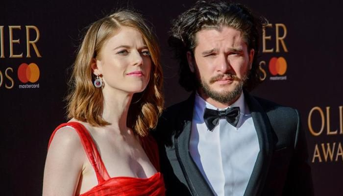 Kit Harington, Rose Leslie happy about moving in together – Gossip Movies