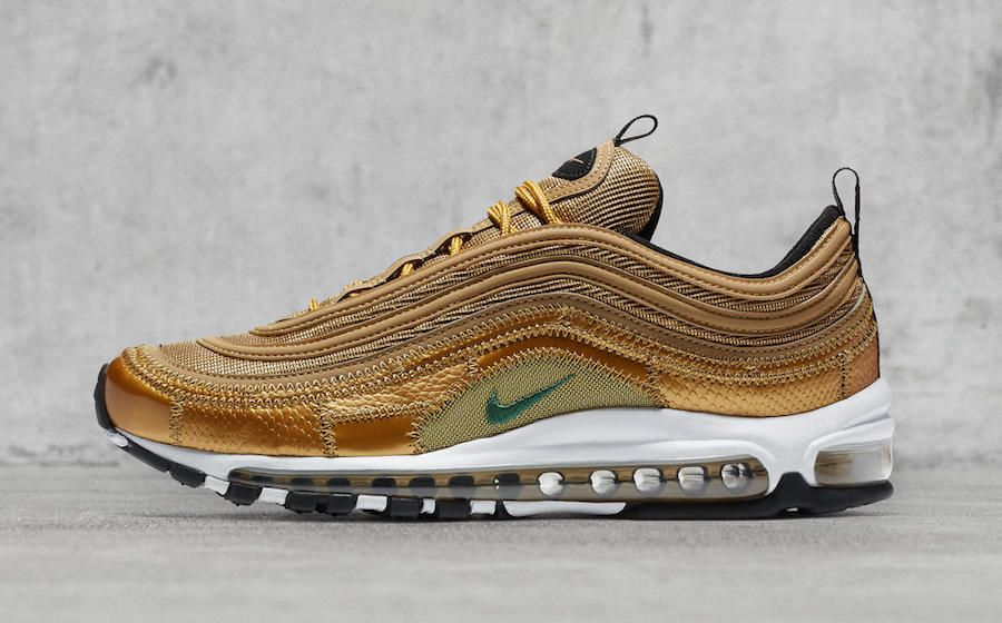 Nike Air Max 97 Metallic Pack Outfit