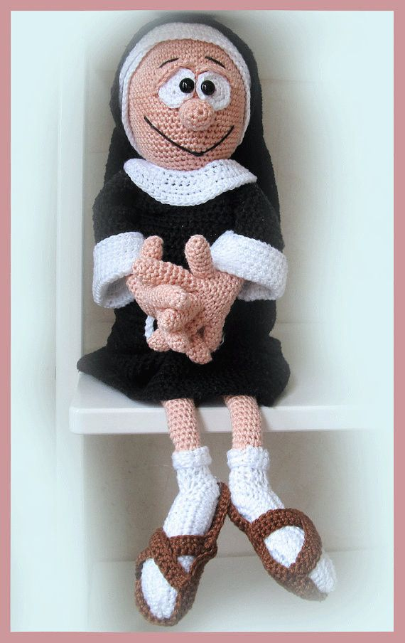 Constance Amigurumi Doll Crochet Pattern Pinterest Magic Ring