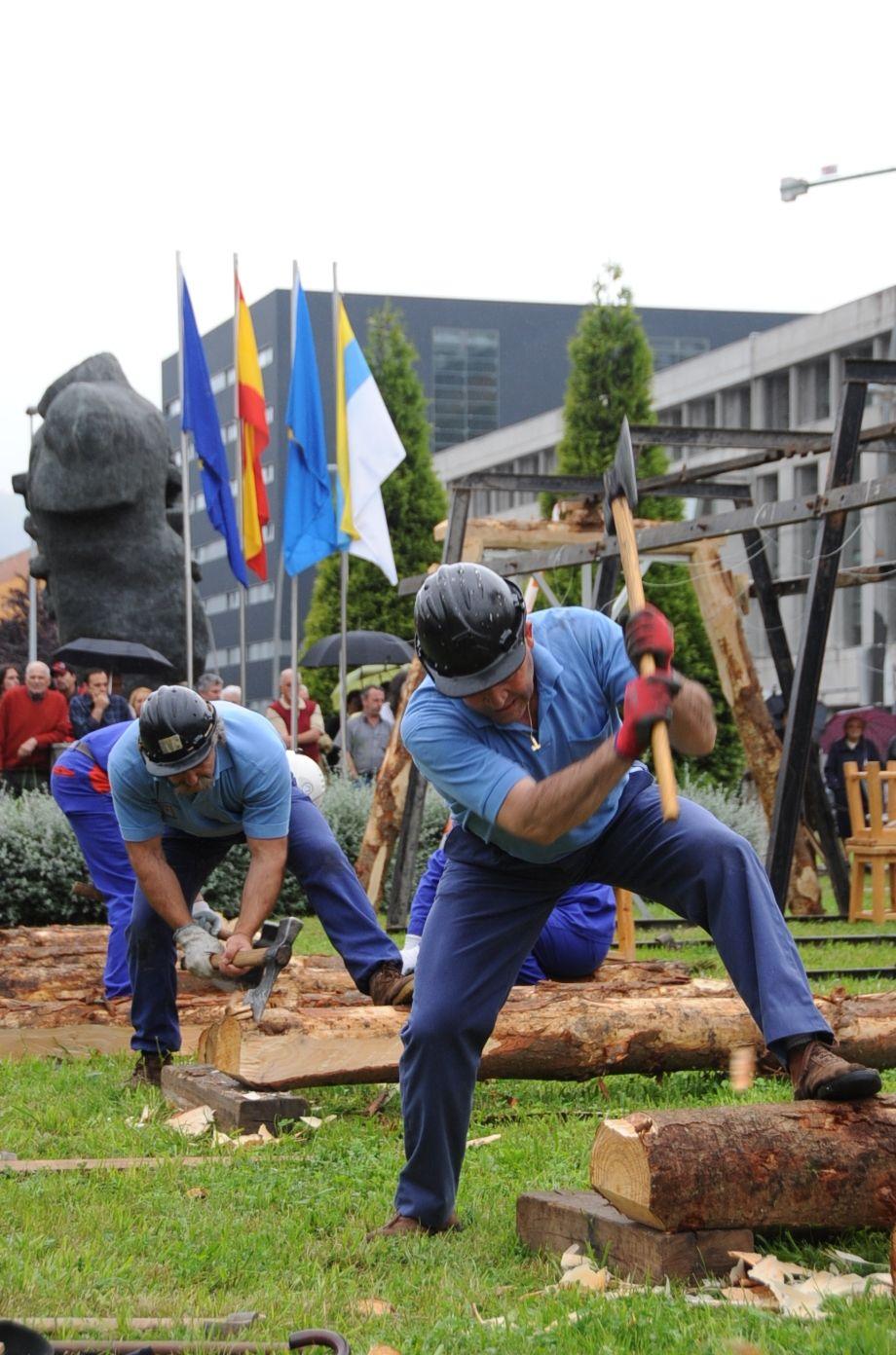 Madre Eru Via Homenaje Al Campo Asturianu Asturias Es  # Muebles Boj Siero
