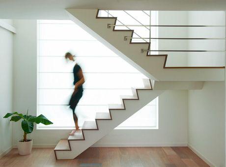 Decotrap - Modèle 410. Escalier moderne en Z 1 | ch parentale ...