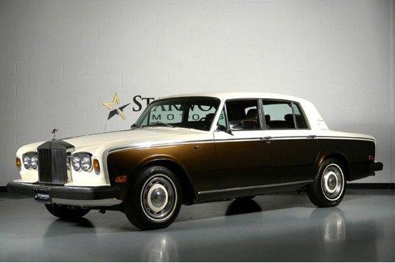 1977 Rolls-Royce$17,900