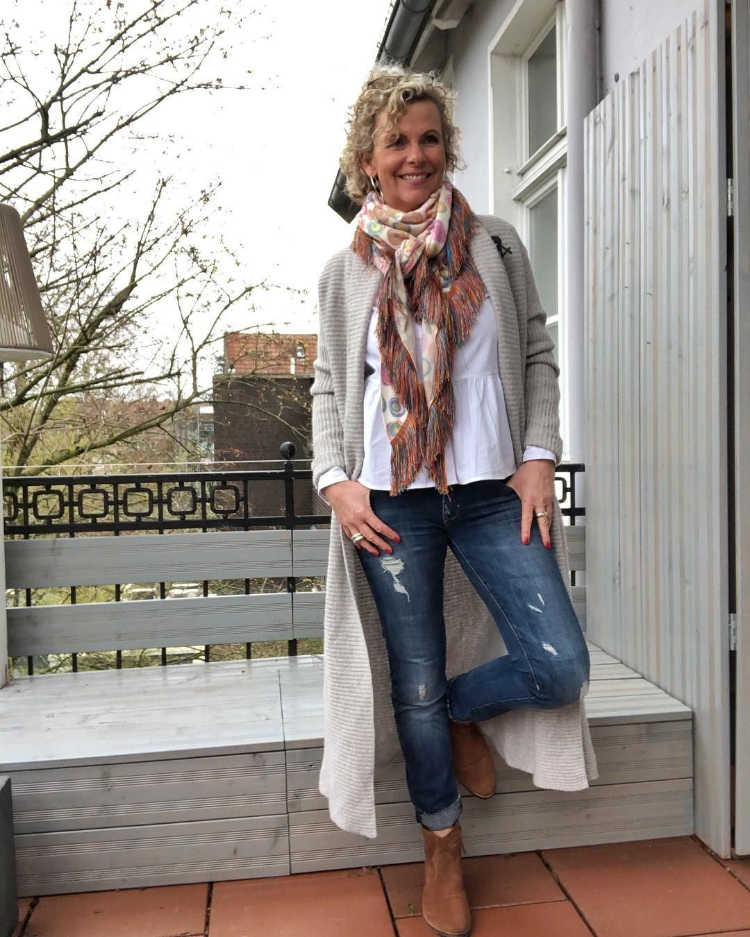 Pin von Laura auf Over 50 Fashion | Smart casual outfit