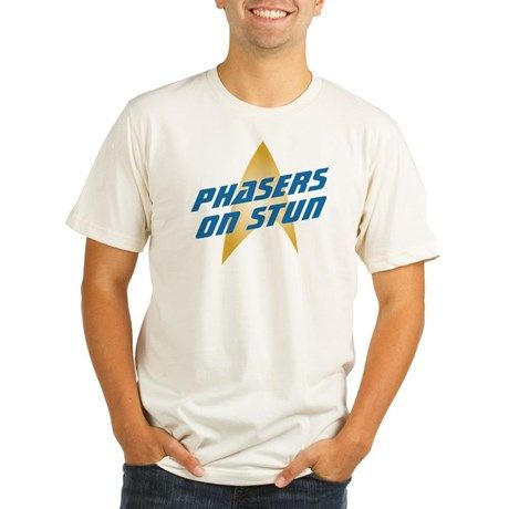 Star Trek - Phasers On Stun T-Shirt