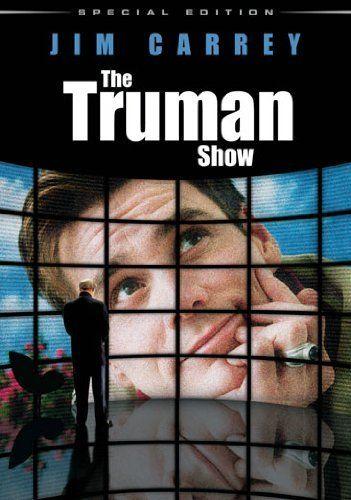 Amazon Com The Truman Show Jim Carrey Laura Linney Noah Emmerich Natascha Mcelhone Movies Tv The Truman Show Jim Carrey Jim Carrey Movies