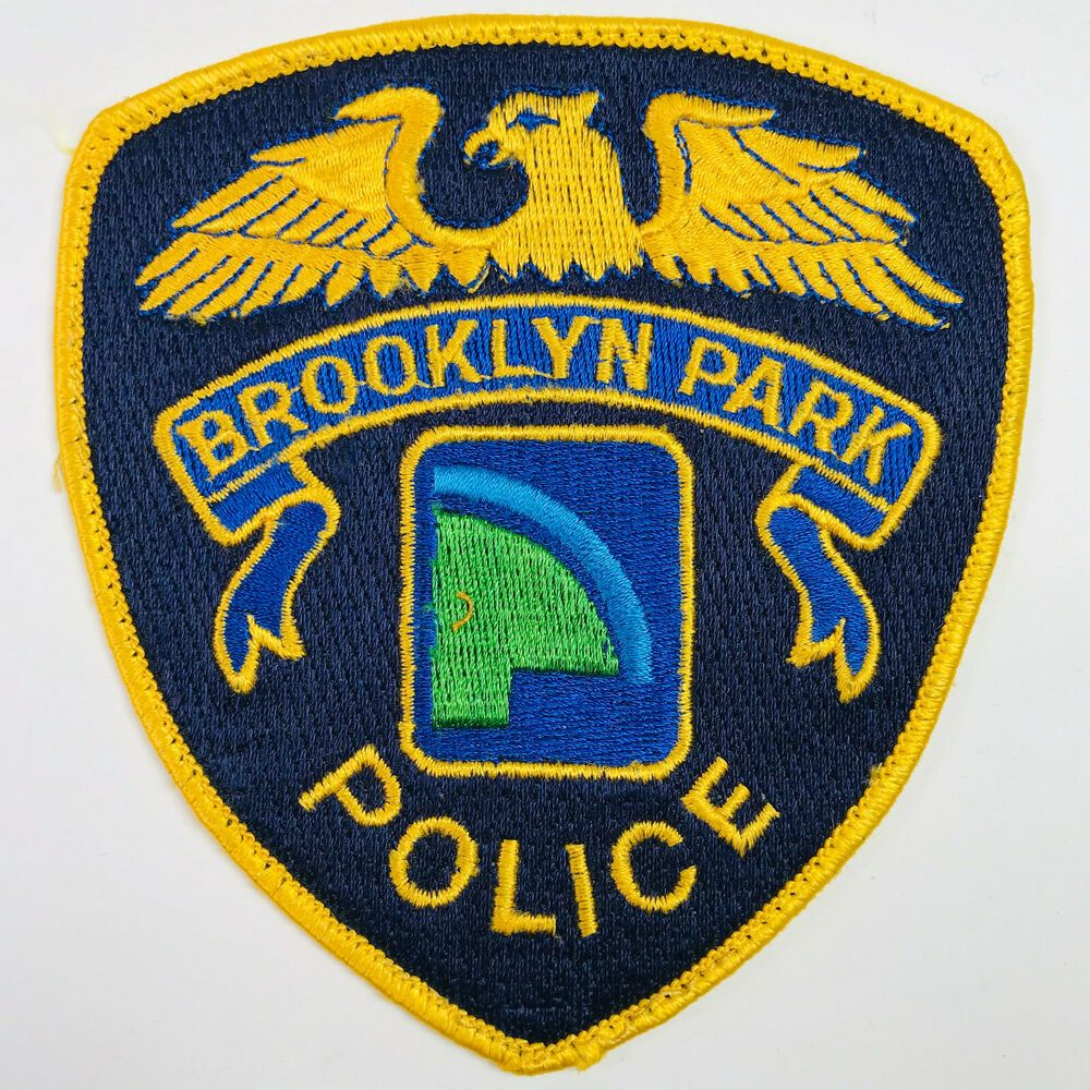 Brooklyn Park Police Minnesota Patch Police Patches Patches Patches For Sale