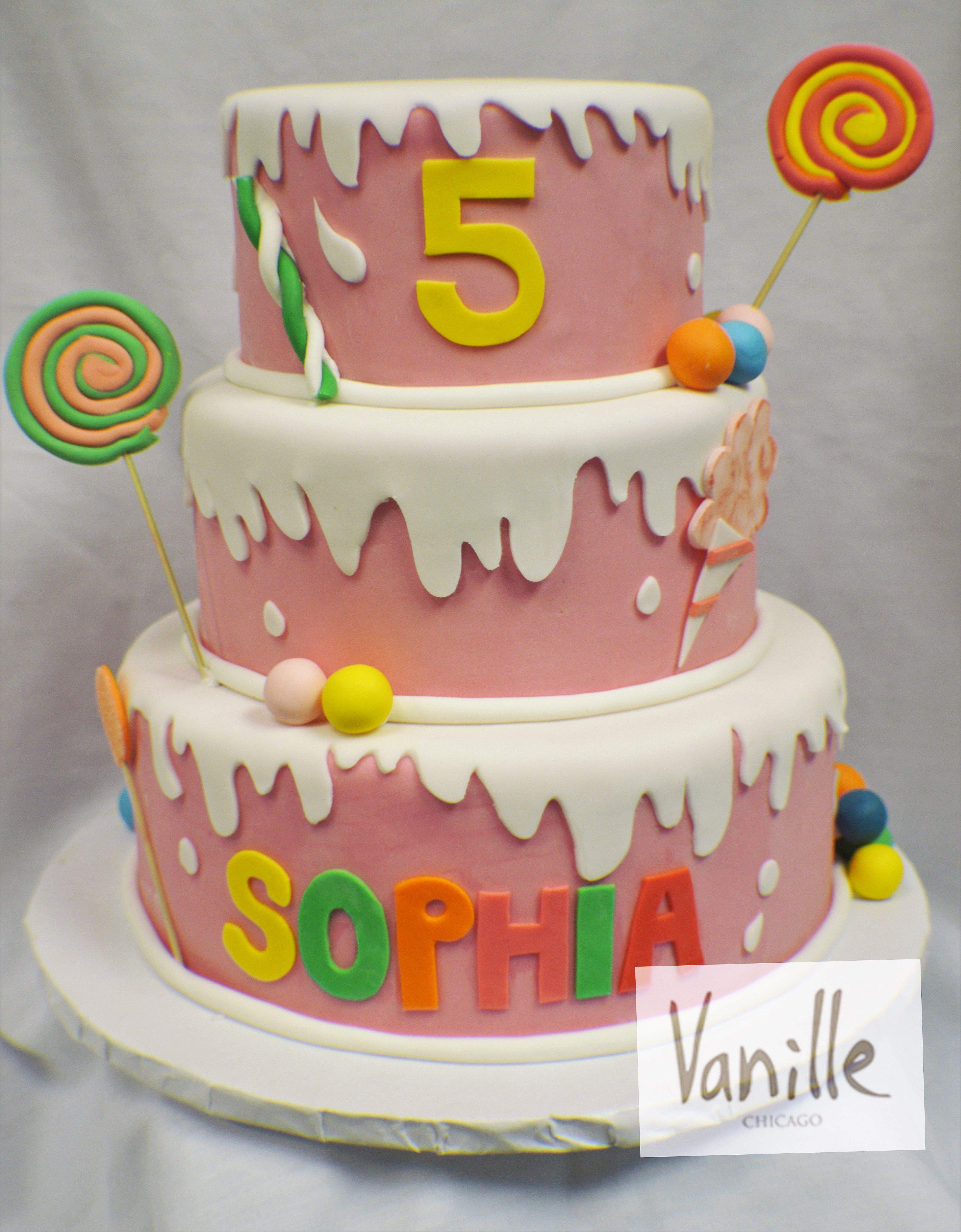 Swell Vanille Chicago Candy Birthday Cake Vck67 Candy Birthday Cakes Funny Birthday Cards Online Hendilapandamsfinfo