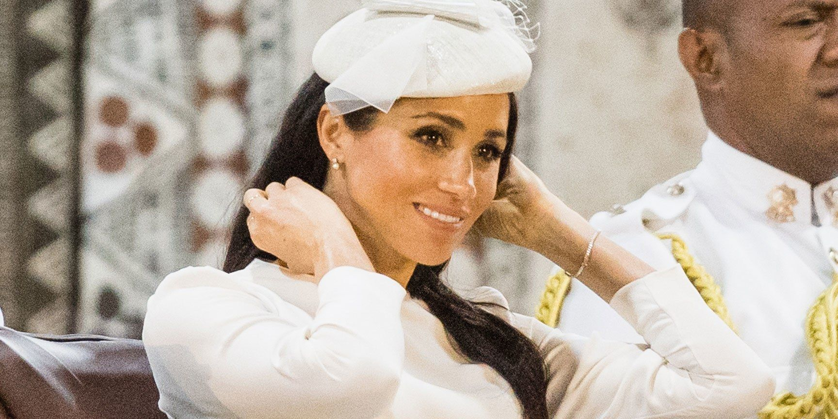 Meghan Markle Has Been Wearing Her Wedding Gift From Prince Charles For Months Prince Charles Prince Harry And Meghan Meghan Markle