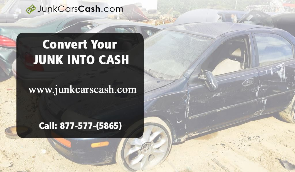 You can get FREE pickup at JunkCarsCash which accepts