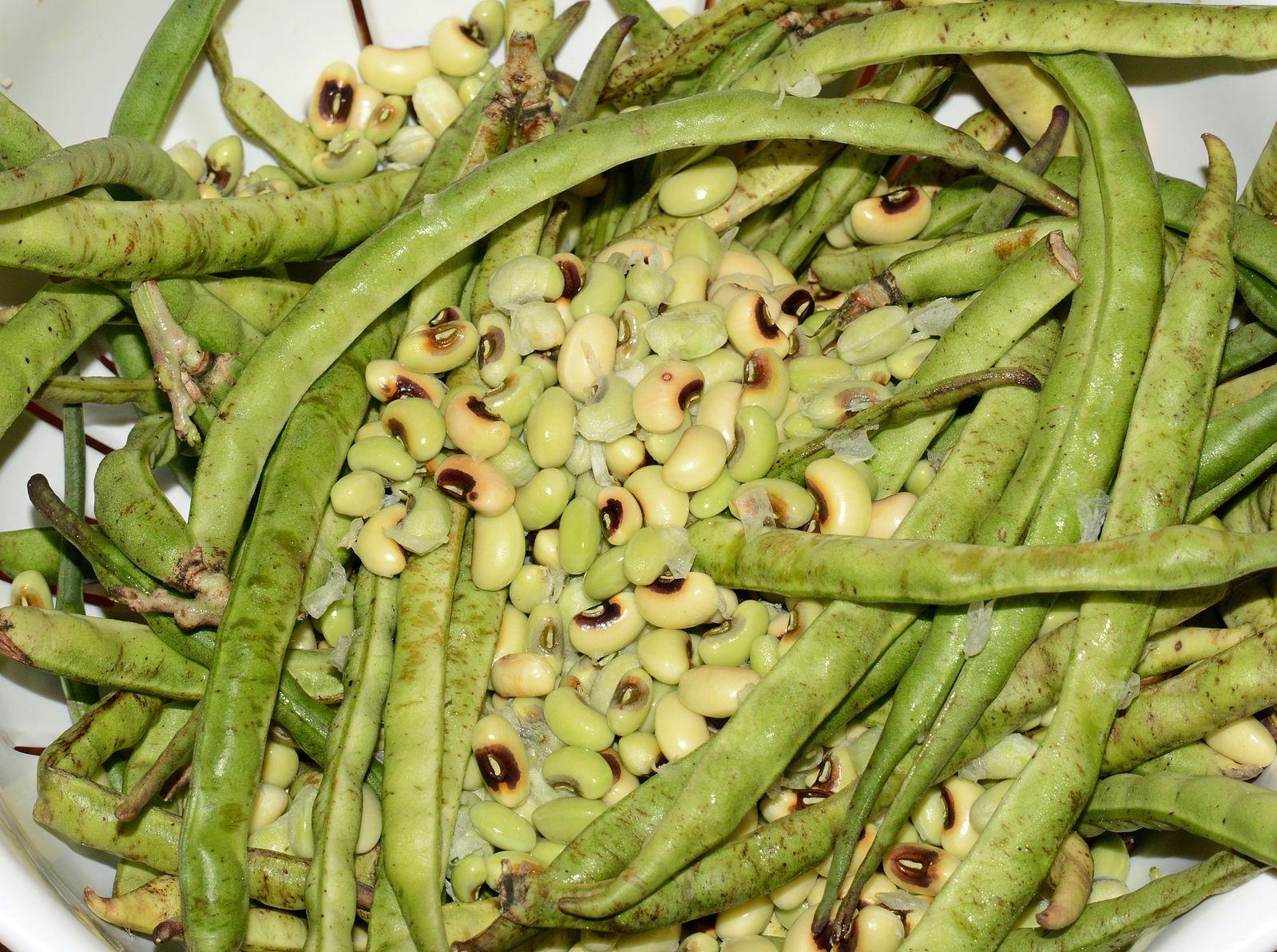 Black Eyed Peas, Courtesy of Wikimedia Commons