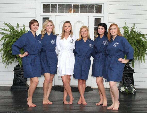 Robes for Weddings
