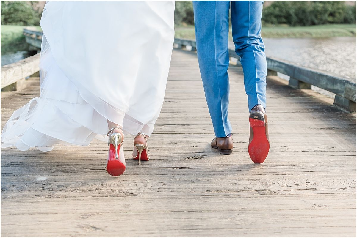 This Wedding Is All Kinds Of Pretty In Pink Purple Wedding Shoes Blue Wedding Shoes Pink Wedding Shoes