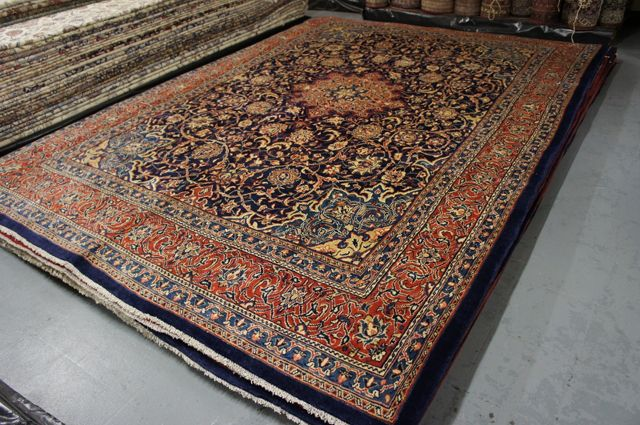 Persian Rug For The Living Room
