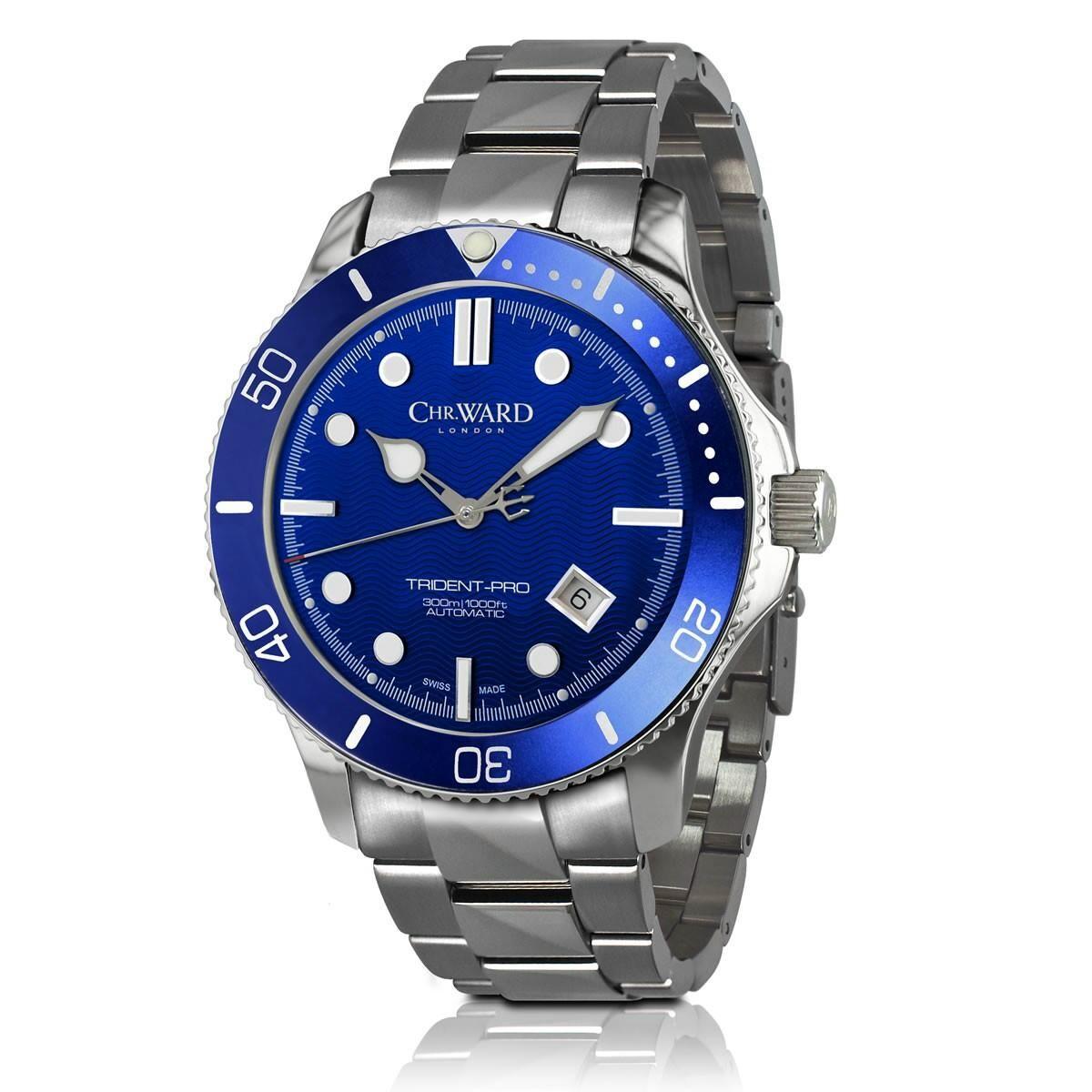 chr ward c60 trident pro blue watches pinterest trident