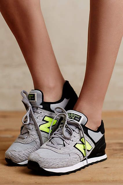 ladies new balance trainers 574